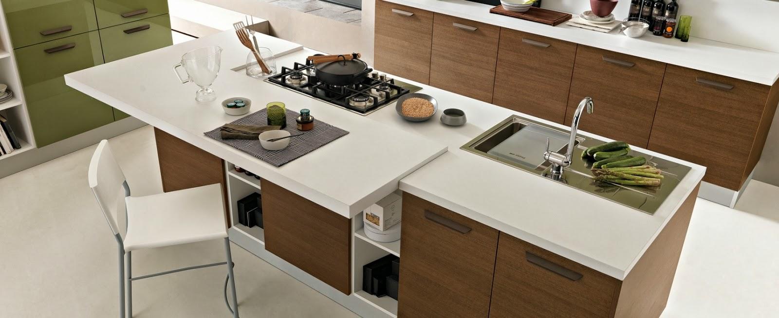 10 consejos que no se deben olvidar al reformar la cocina - Donde colocar tv en cocina ...