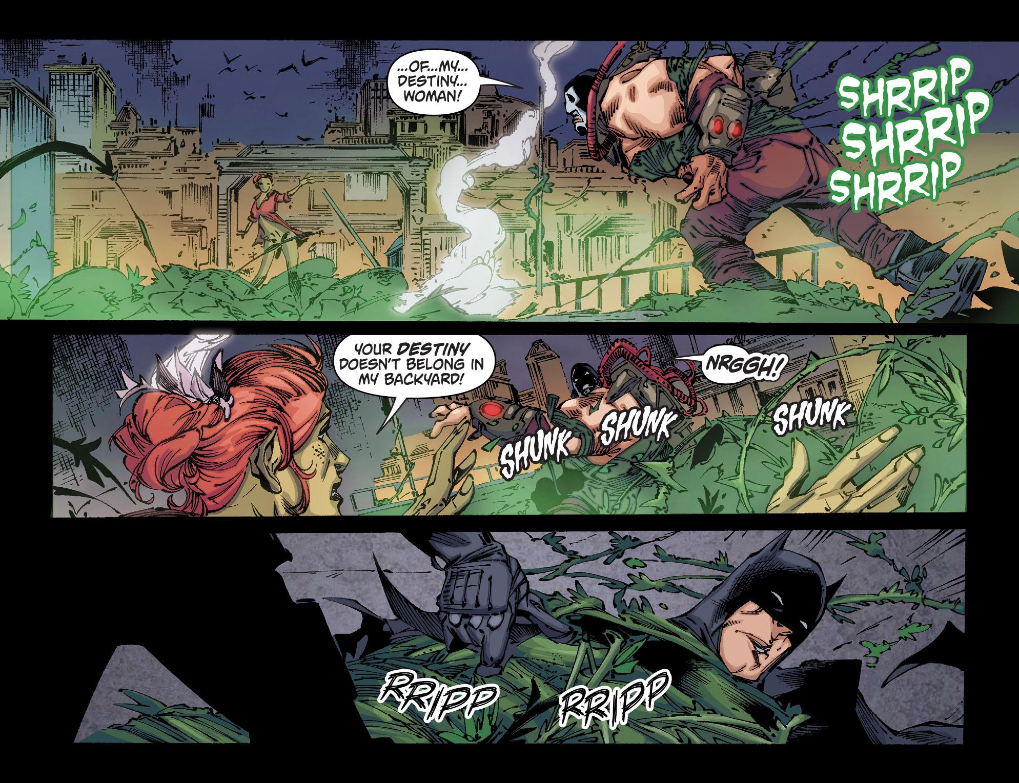 Batman: Arkham Knight [I] Issue #16 #18 - English 12