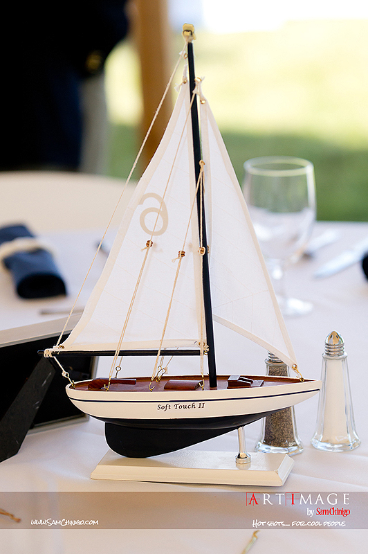 """nautical centerpieces"
