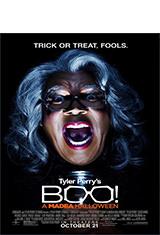 Boo! A Madea Halloween (2016) DVDRip Latino AC3 2.0