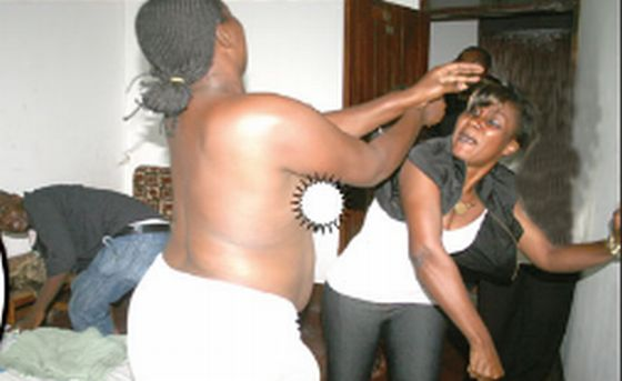 Husband caught wife having sex — photo 12