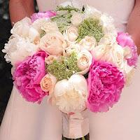 Hoa cưới kiểu tròn 11