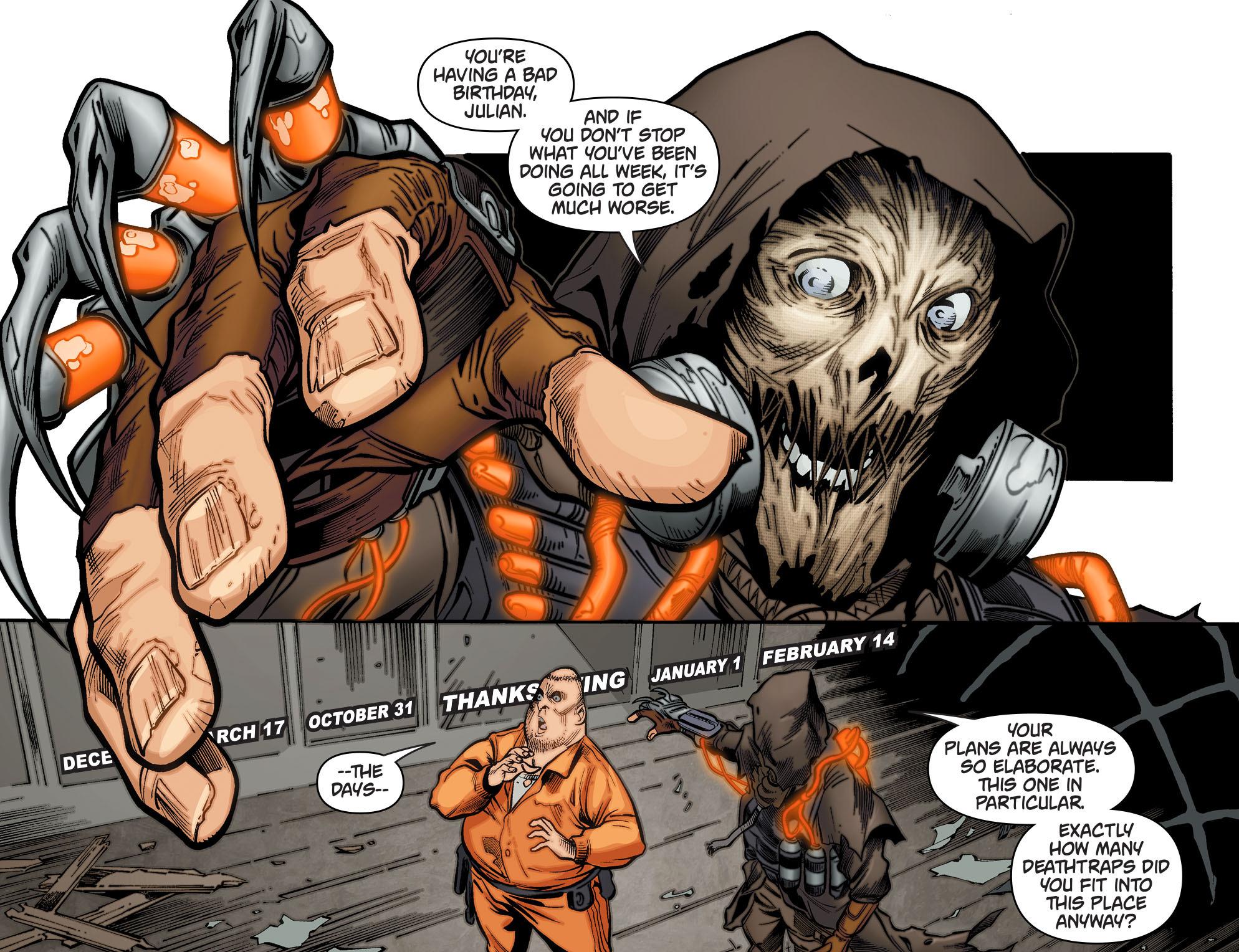 Batman: Arkham Knight [I] Issue #32 #34 - English 9