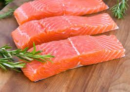 Lean Protein: Wild Salmon