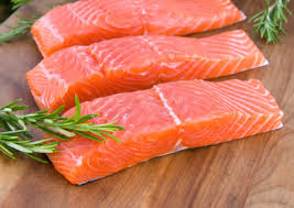 Reverse Type 2 diabetes with wild salmon.