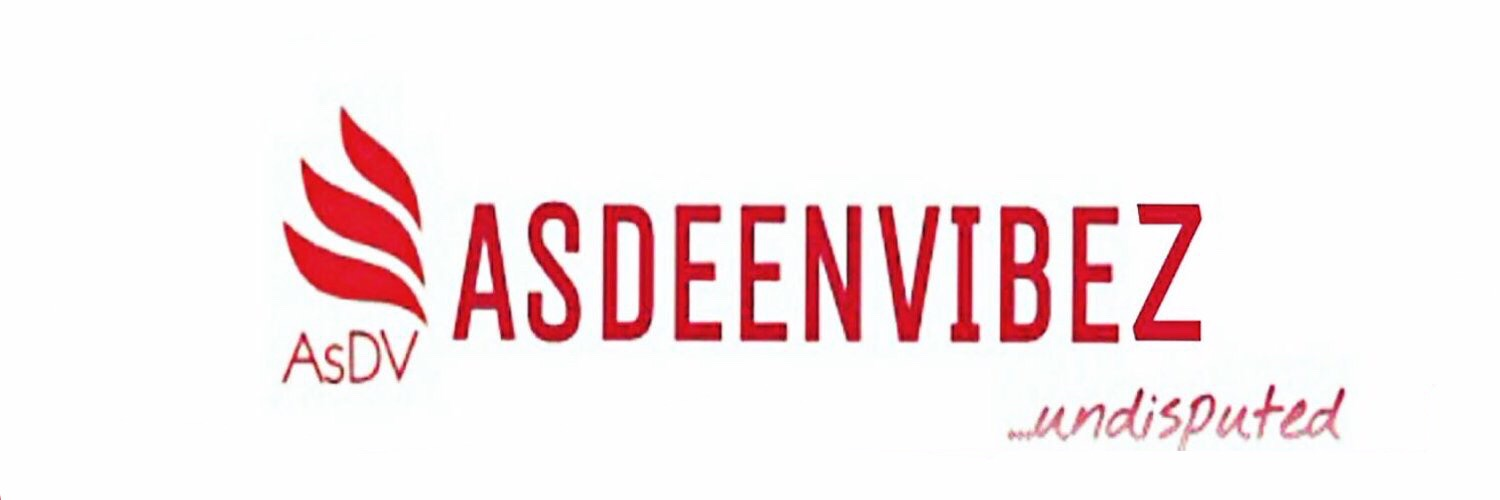 Asdeenvibez | Nigeria's Best Music & Entertainment Website