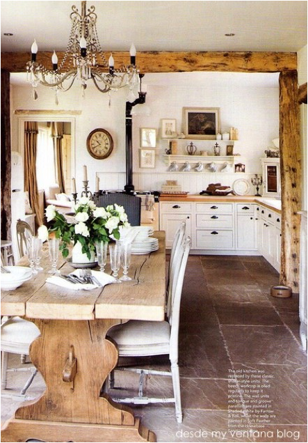 Marvelous Cottage Dining Room Design Ideas Inspirations