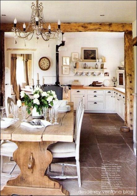 Cottage Dining Room Design Ideas | Room Design Inspirations