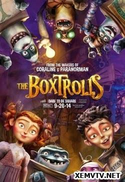Thế Giới Hộp - The Boxtrolls