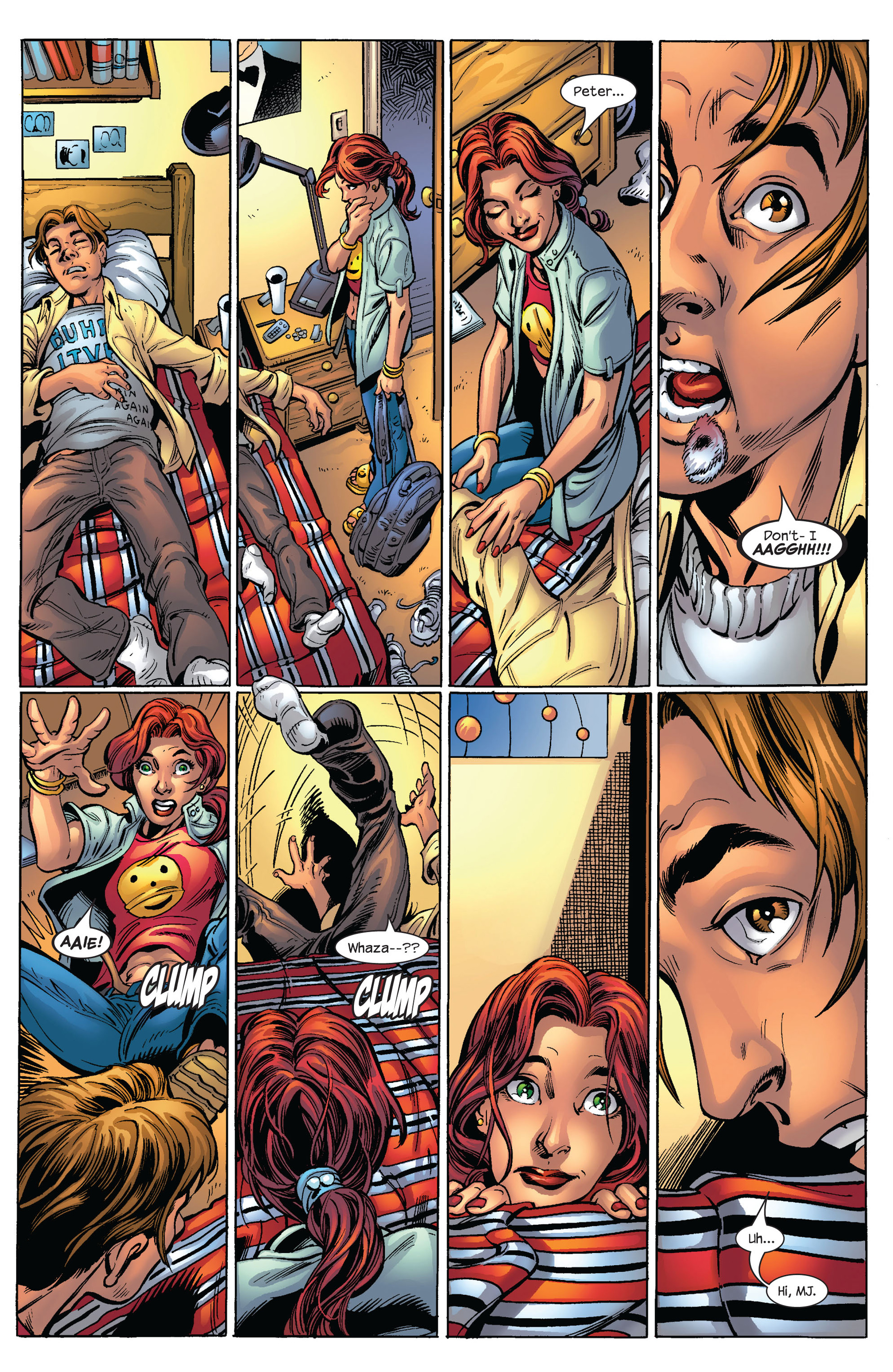 Ultimate Spider-Man (2000) Issue #59 #63 - English 9