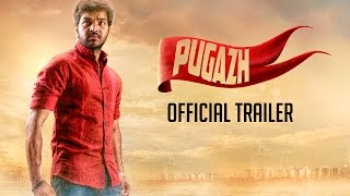 Pugazh – Official Trailer | Jai, Surabhi | Manimaran | Vivek Siva, Mervin Solomon