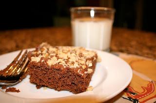 Recipe For Cheddars Chocolate Fudge Cake