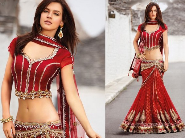 Indian Party Dress Clevage   The Best Indian Cleavage Show