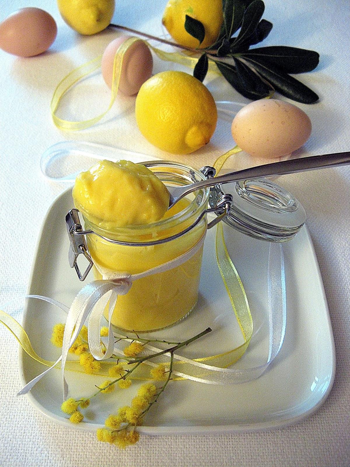 Lemon Curd di Armonia Paleo