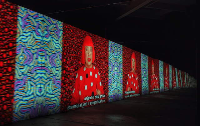 Infinite Kusama I, Manhattan Suicide Addiction, 2013