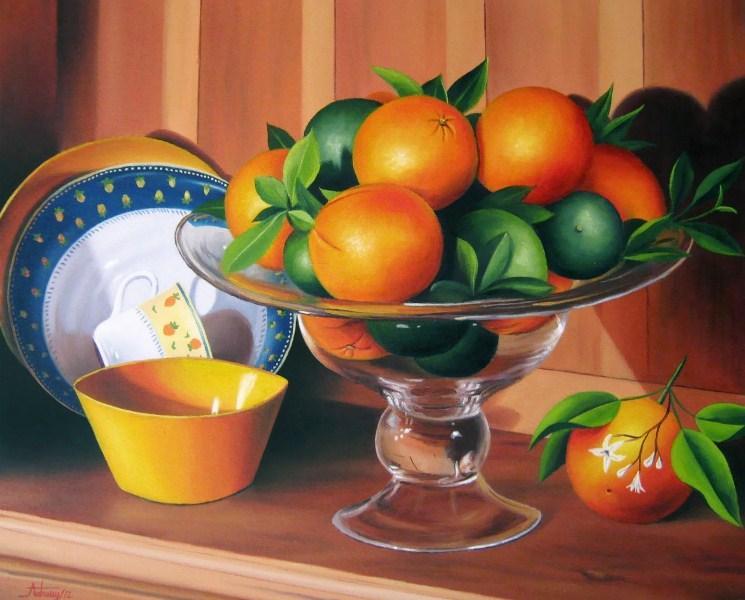Imágenes Arte Pinturas: Cuadros de bodegones pintados al óleo ...