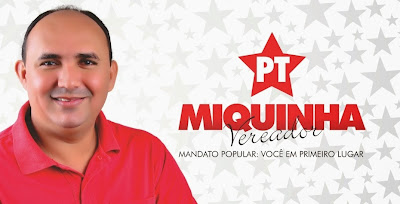 Blog do vereador Miquinha