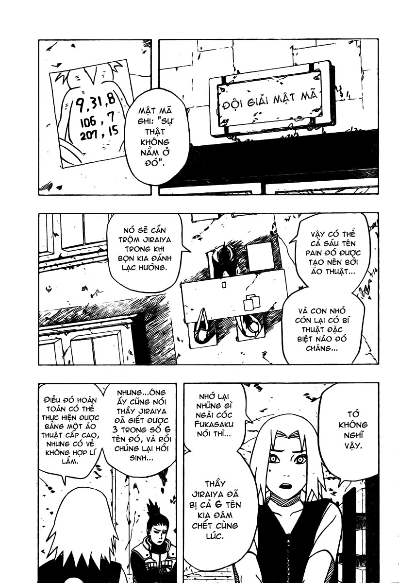 Naruto chap 418 Trang 12 - Mangak.info