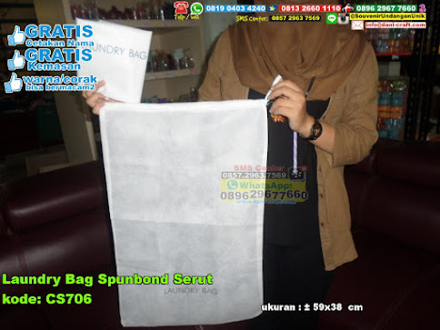 Laundry Bag Spunbond Serut