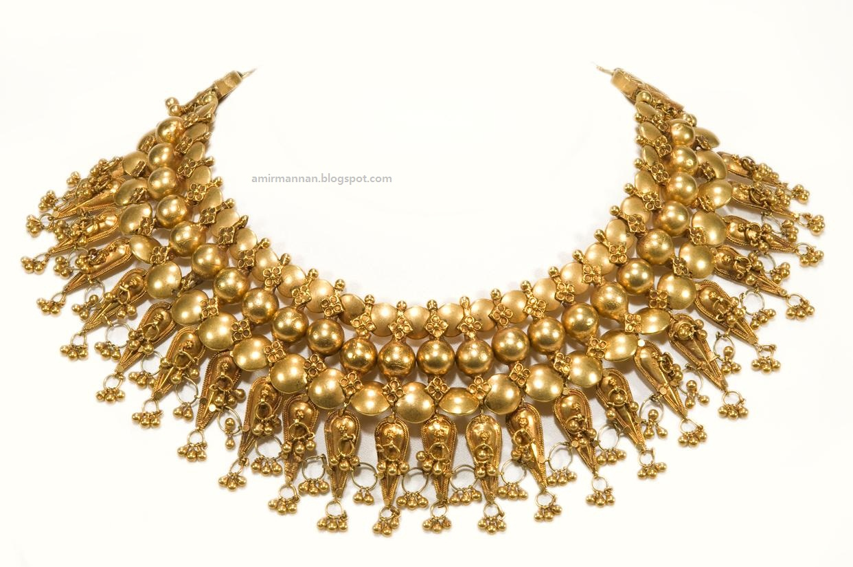 African Fashion Bridal Necklace Jewellery Collection 1 ~ Fashion ...