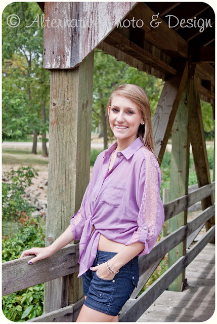 Alana Class of 2013 | Senior Pictures Janesville, WI