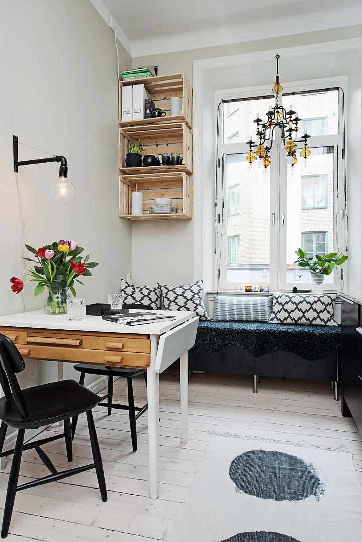 Apartamento decorado com boas ideias reciclar e decorar blog de decora o e reciclagem - Low cost decorating ideas seven smart tips ...