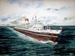 The Ship Andrea Doria