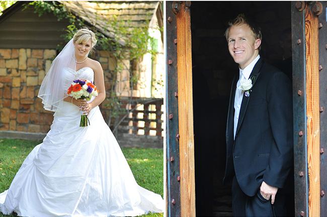 Melanie janas wedding
