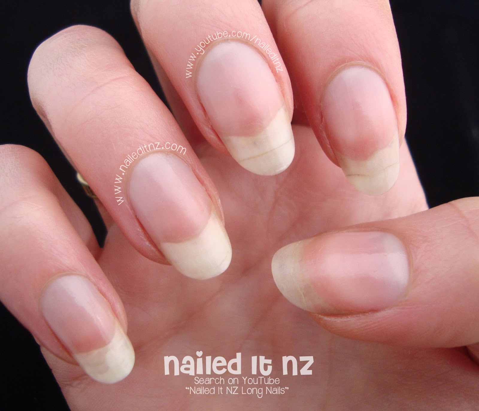 How To Grow Your Nails Long & Strong!