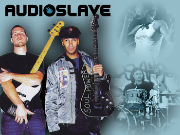 #4 Audioslave Wallpaper