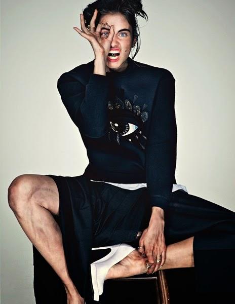 Kenzo AW 2013 Black Eye Capsule Sweatshirt