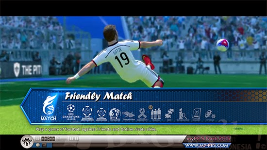 Download Patch PES 2013 myPES Patch V1