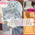 DIY Reupholster Cane Chair Rags to Riches Appeal