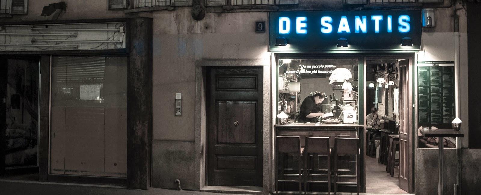 Son Öğle Yemeğinde Panzerotto Yiyen İnsanlar Diyarı Milano