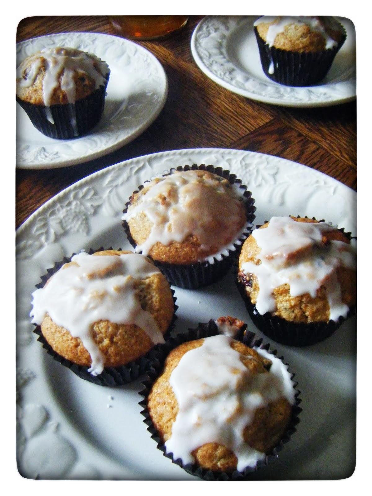 Sugar Caked Muffin