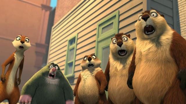 """Imágenes de la película """"The Nut Job"""""""