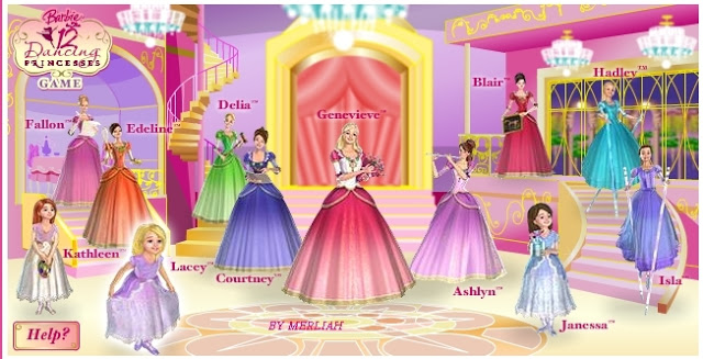 Download Free Full Version Games For Pc Barbie In The 12 Dancing