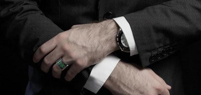 Smarty Ring, Cincin Pintar Untuk Android Terbaru