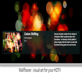 Wall Flower - Art for Your TV Google TV Video Channel