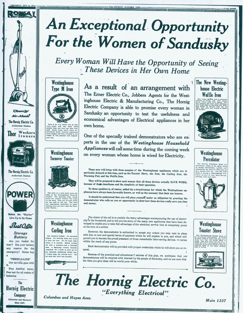Sandusky History: March 2013