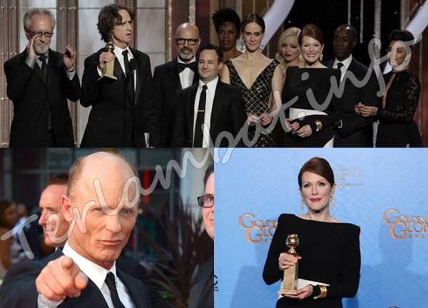 Pemenang Golden Globe Awards 2013