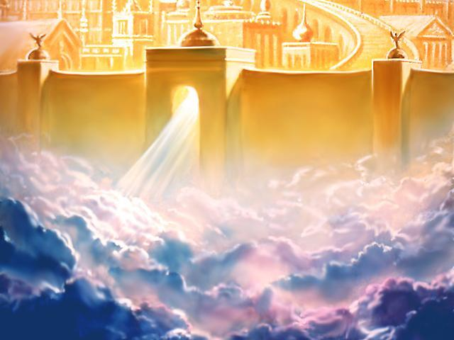 Reflections of God's Glory: The New Jerusalem