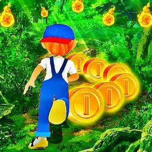 تحميل لعبة جمع الذهب 2015 مجانا للاندرويد Jungle Castle Run 3
