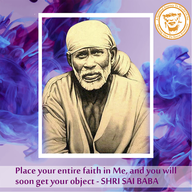 """I Am Shivering With Cold"" Says Shirdi Sai Baba"