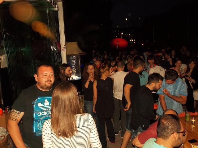 Δεντρόσπιτο cocktail bar Θεσσαλονίκη