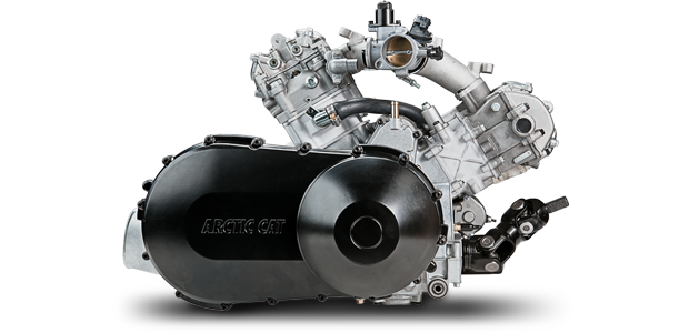 H2 1000 V-Twin Engine