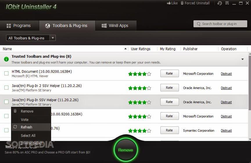 iobit uninstaller 4.2 download