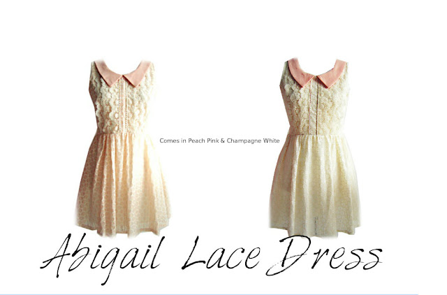 Abigail Lace Dress