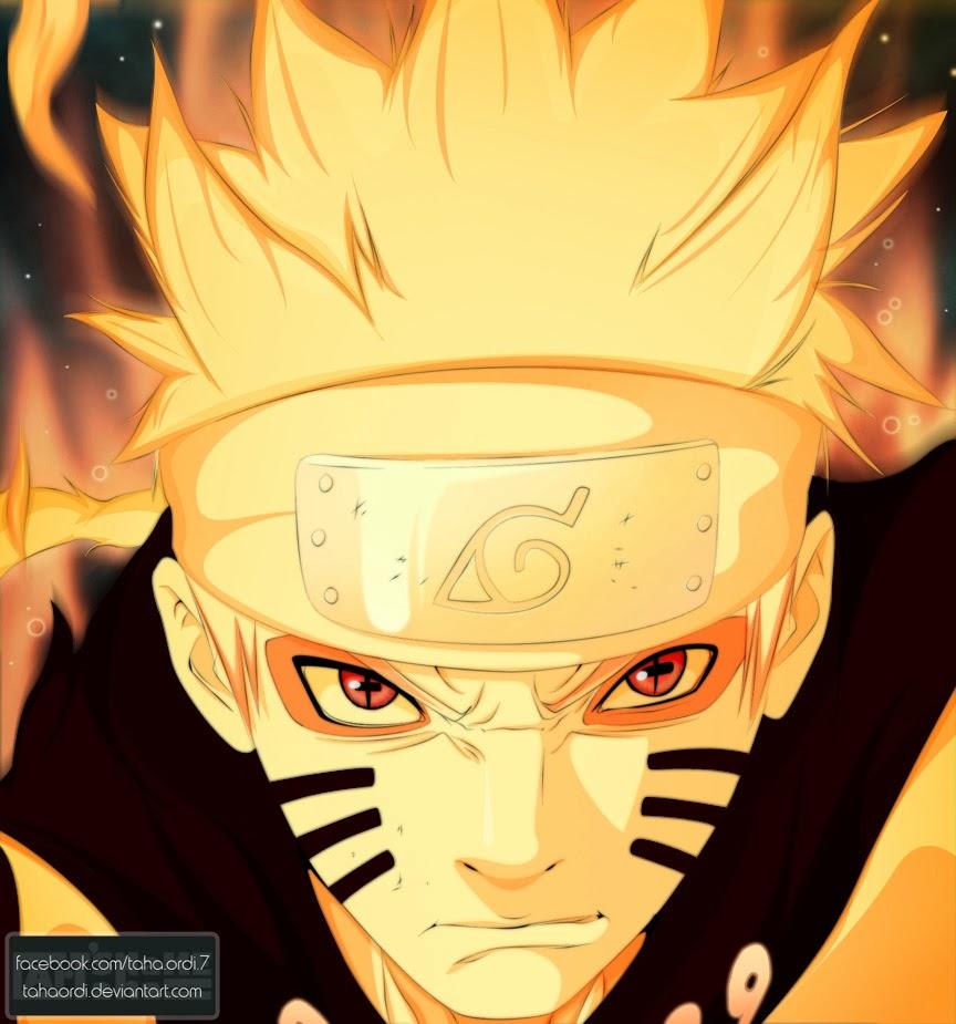 Naruto chap 665 Trang 20