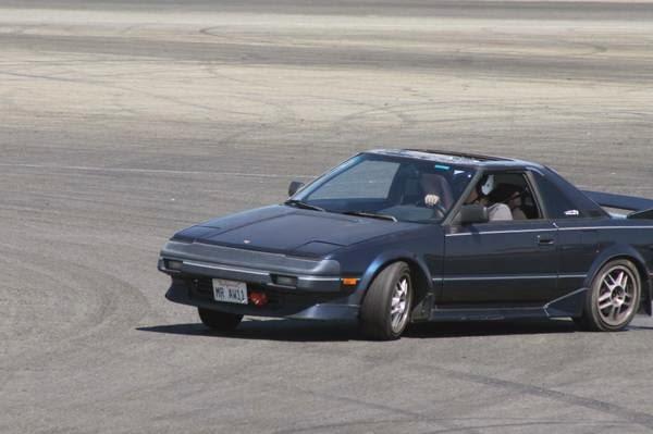 Daily Turismo: 5k: Avalon Power: 1987 Toyota MR2 1MZ V6 Swap